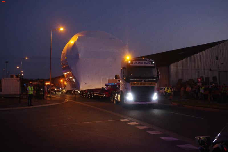 Belouga XL la traversée de Rochefort Imgp9212