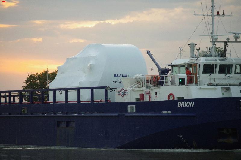 Belouga XL la traversée de Rochefort Imgp9710