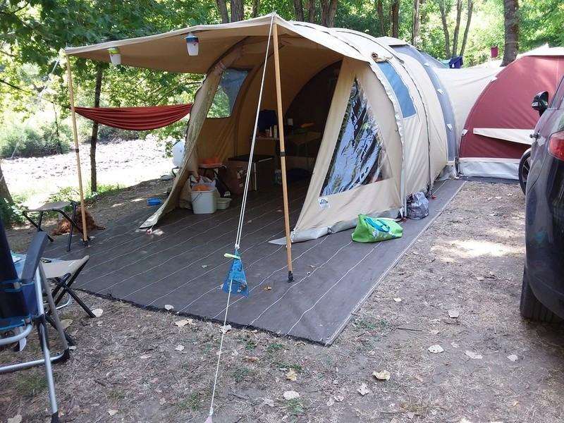 camping les gorges de l'Herault (Gard) 20170811