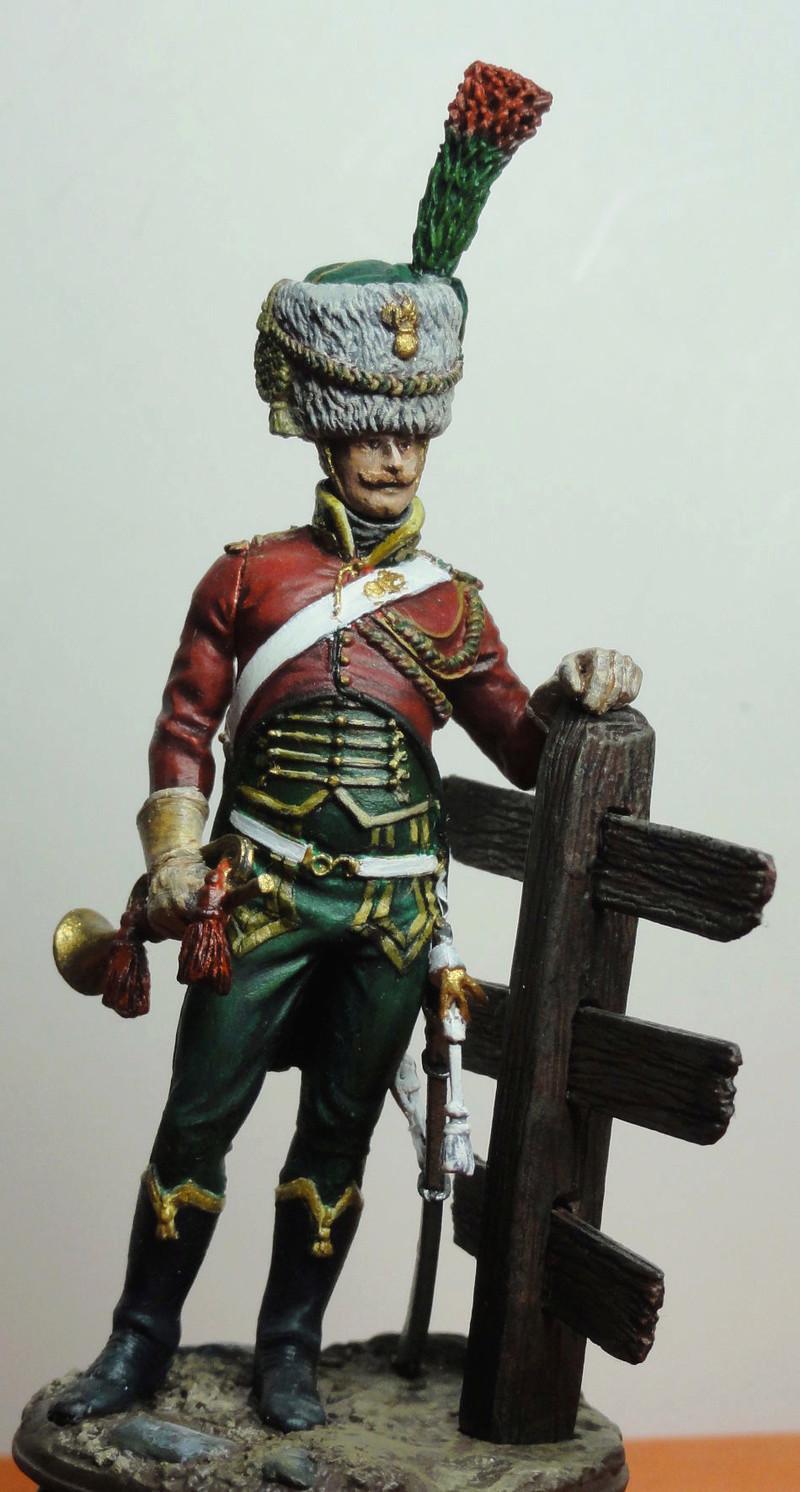 Trompette des Guides de PONIATOWSKY 1808-1813 Dsc08529