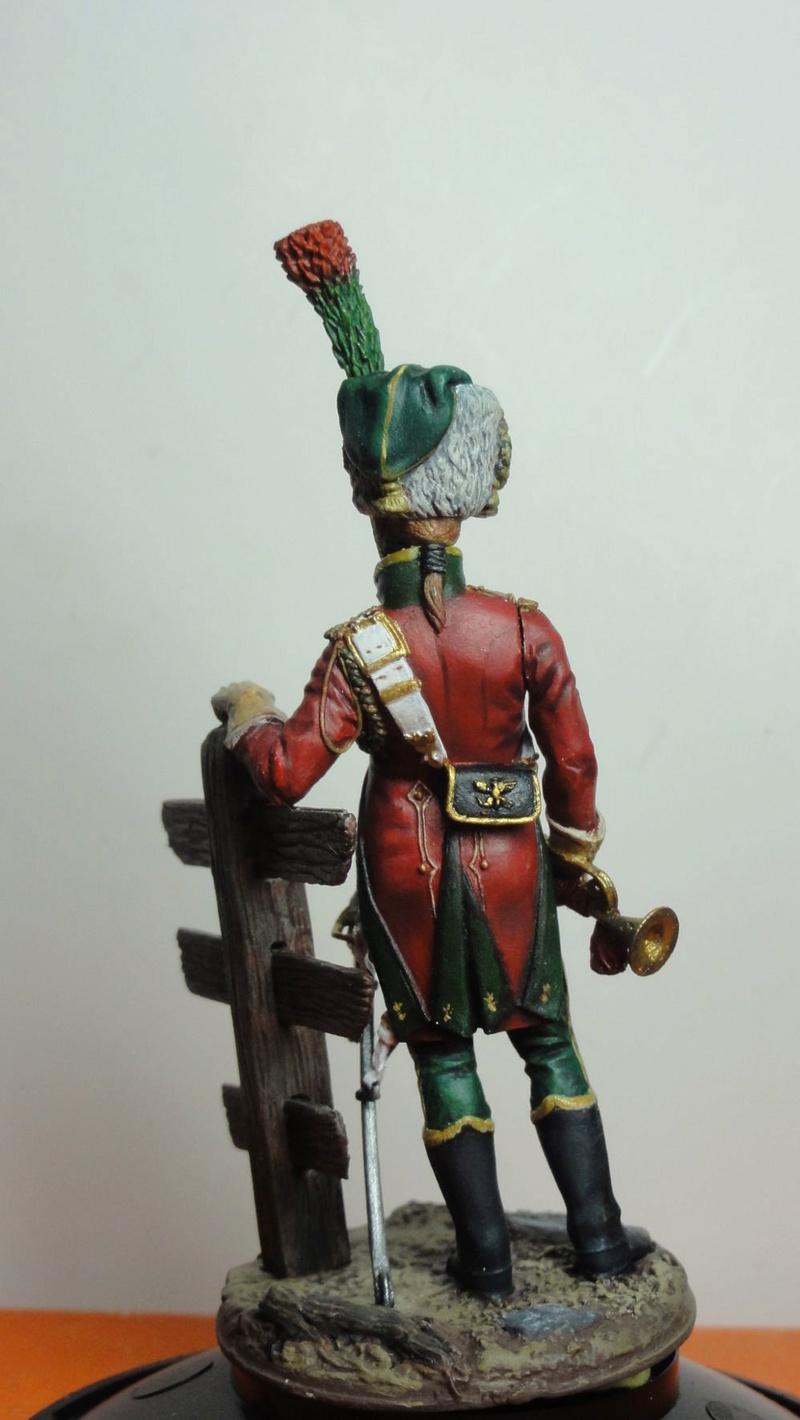 Trompette des Guides de PONIATOWSKY 1808-1813 Dsc08530