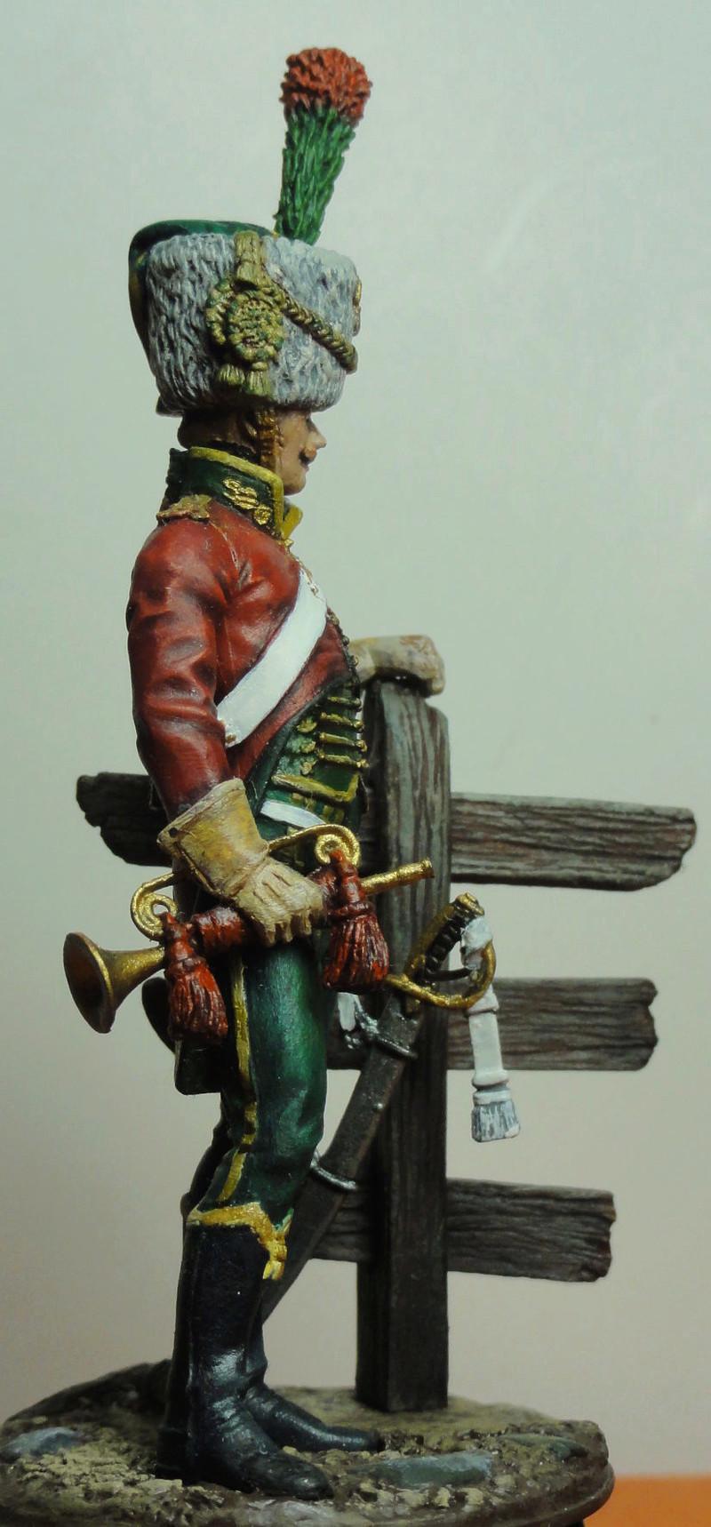 Trompette des Guides de PONIATOWSKY 1808-1813 Dsc08531