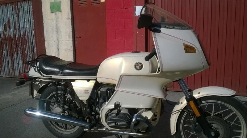 Essai d'une R100RS Motoet10