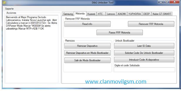 D&G Unlocker Tool Dc_unl10