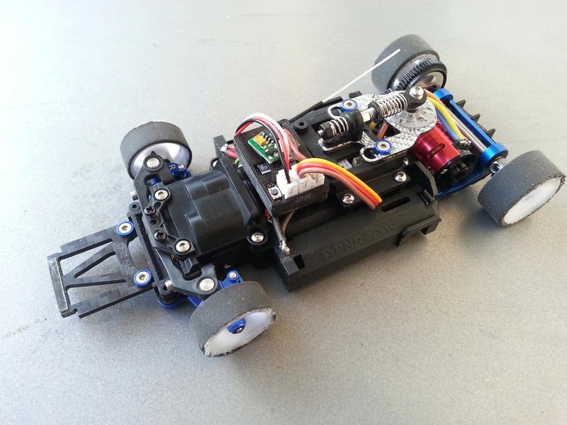 Chassis MR03 lipo perso 20170814