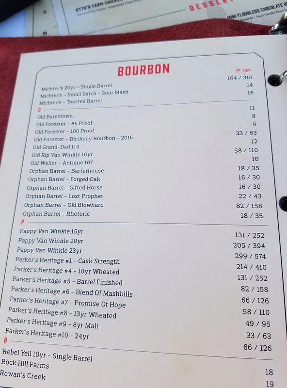 Bourbon and whiskey drinkers  - Page 7 20170713
