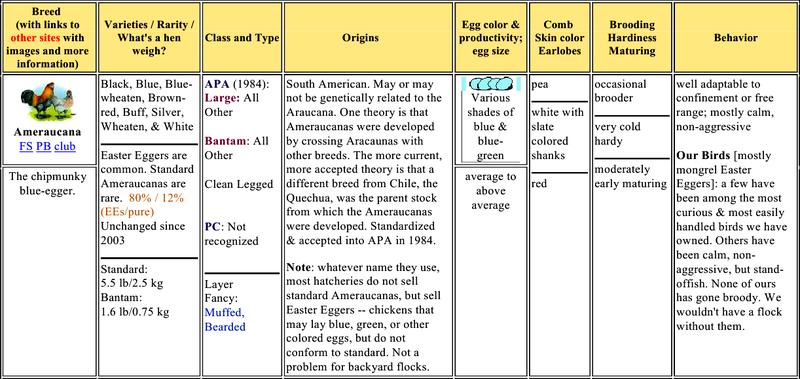 Амераукана, Ameraucana / Easter Egger Image104