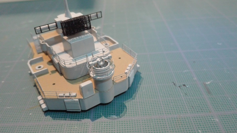 Bismarck par HellCat76 1/350 Academy, kit eduard - Page 8 Img-2011