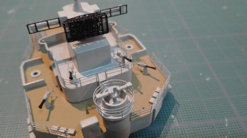 Bismarck par HellCat76 1/350 Academy, kit eduard - Page 9 Img-2014