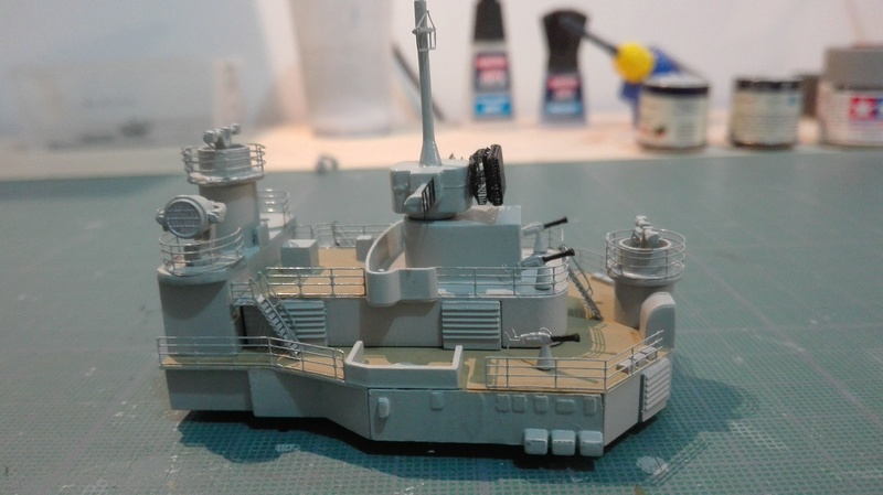 Bismarck par HellCat76 1/350 Academy, kit eduard - Page 9 Img-2015