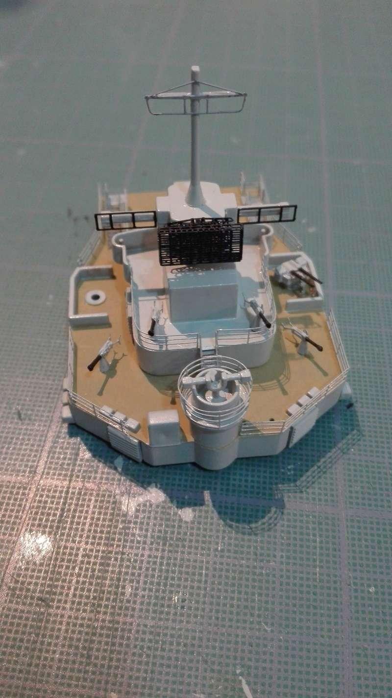 Bismarck par HellCat76 1/350 Academy, kit eduard - Page 8 Img-2016
