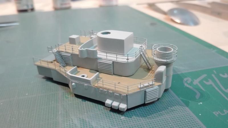 Bismarck par HellCat76 1/350 Academy, kit eduard - Page 8 Img_2020