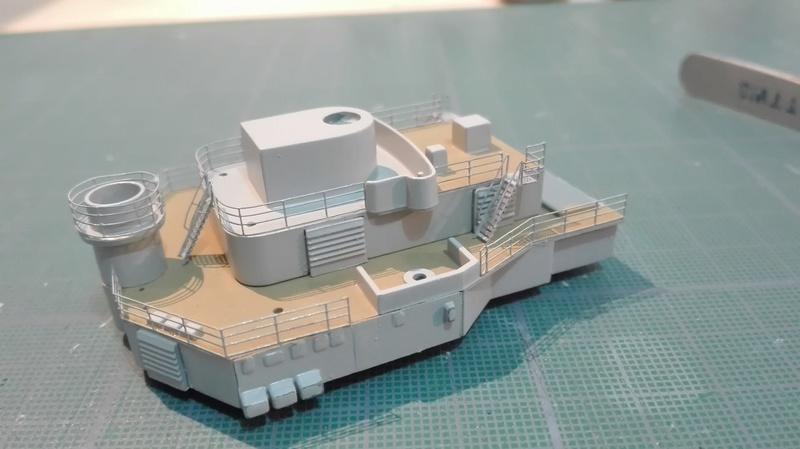 Bismarck par HellCat76 1/350 Academy, kit eduard - Page 8 Img_2022