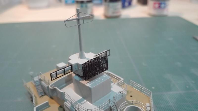 Bismarck par HellCat76 1/350 Academy, kit eduard - Page 8 Img_2024