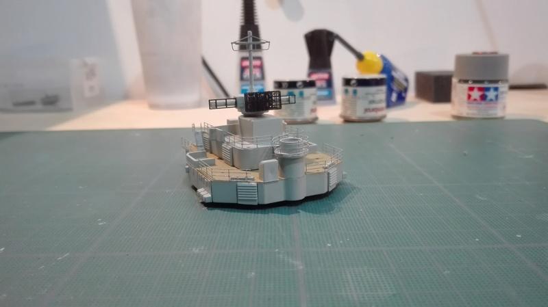 Bismarck par HellCat76 1/350 Academy, kit eduard - Page 8 Img_2025