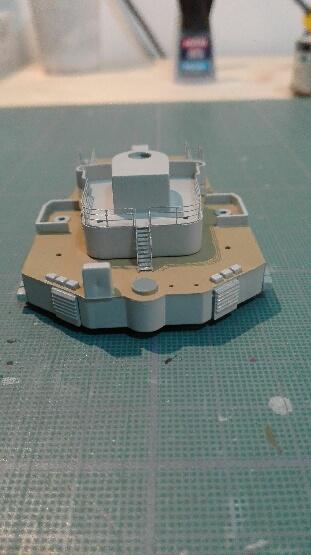 Bismarck par HellCat76 1/350 Academy, kit eduard - Page 8 Part_120