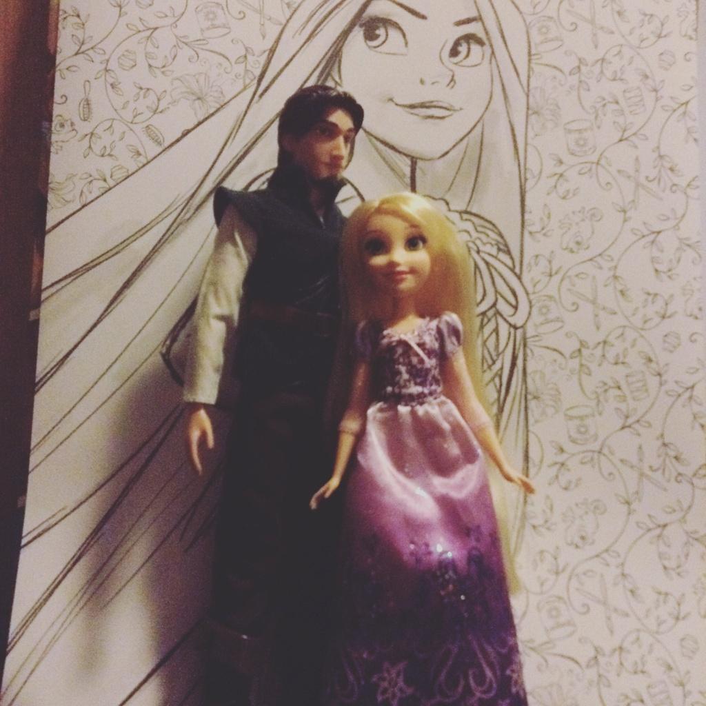 Ma collection Disney(poupées,figurines,etc.) Image33