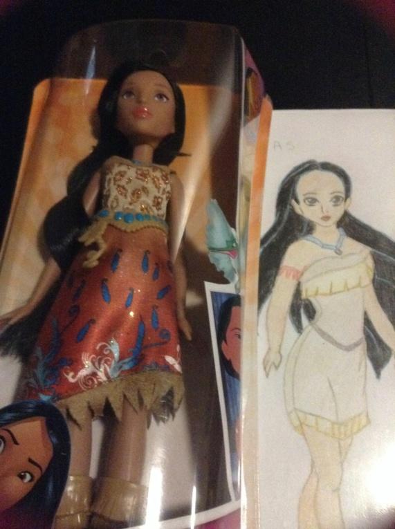 Ma collection Disney(poupées,figurines,etc.) Image53