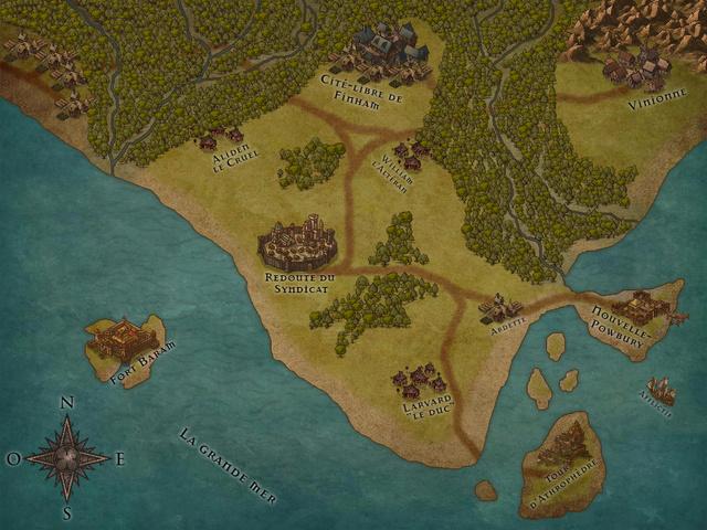 Cartographie de la Nouvelle-Powbury Map_510
