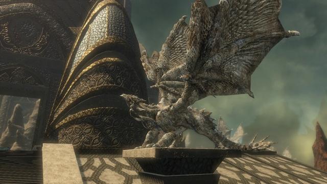 Le Temple du Cœur draconique Dragon10