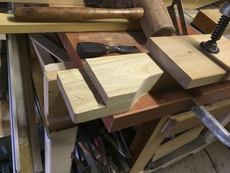 Adirondack, réalisation de 3 fauteuils de jardin - Page 2 Img_2021