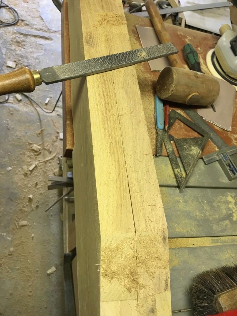 Adirondack, réalisation de 3 fauteuils de jardin - Page 2 Img_2026