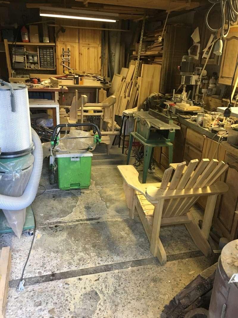 Adirondack, réalisation de 3 fauteuils de jardin - Page 2 Img_2061
