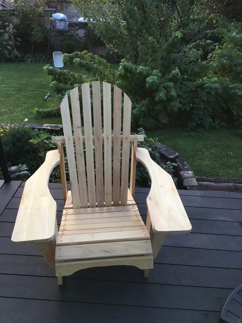 Adirondack, réalisation de 3 fauteuils de jardin - Page 2 Img_2068