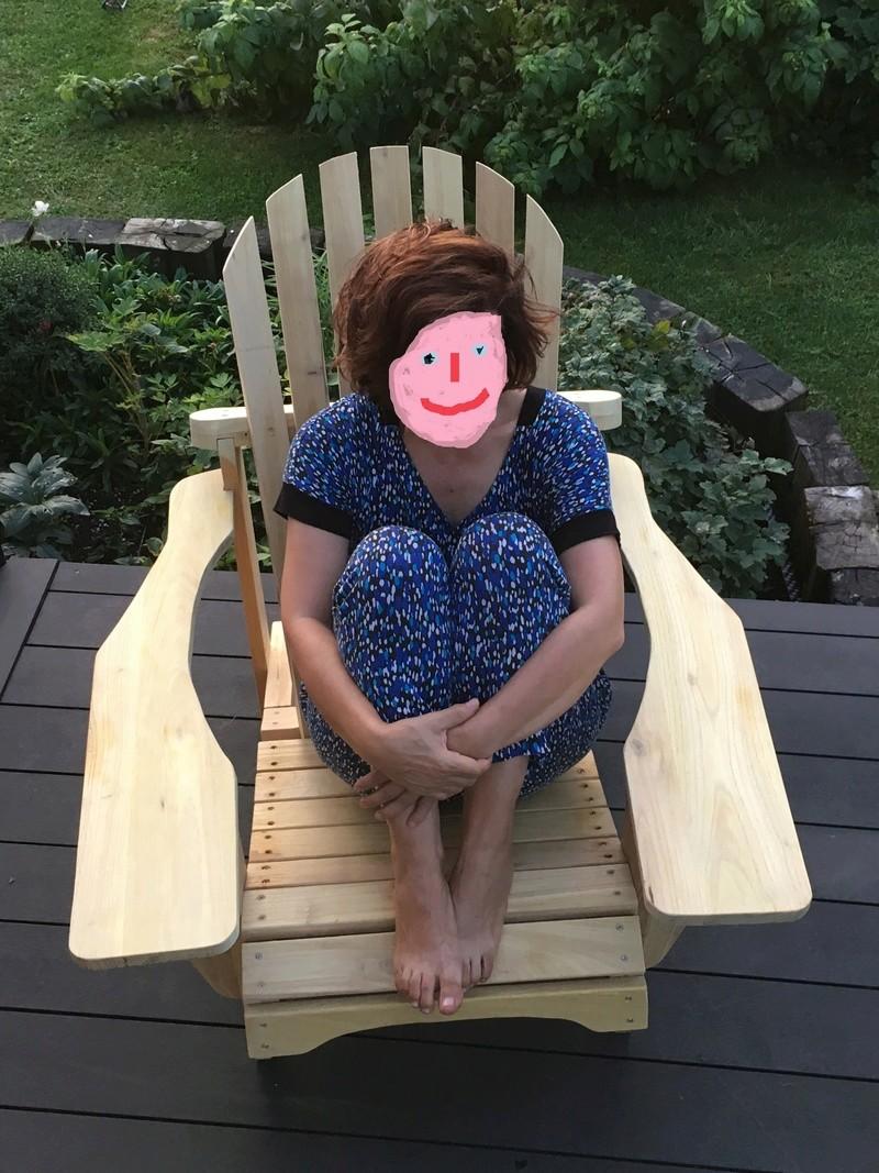 Adirondack, réalisation de 3 fauteuils de jardin - Page 2 Img_2111