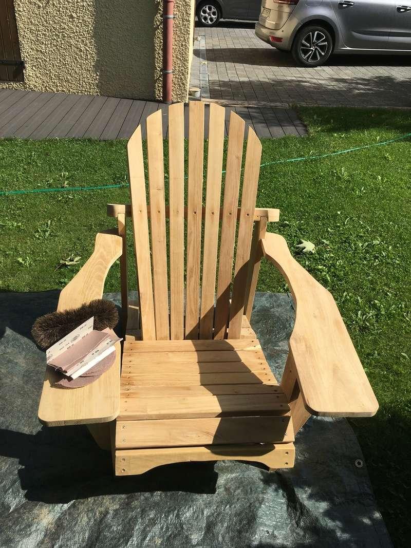 Adirondack, réalisation de 3 fauteuils de jardin - Page 2 Img_2112