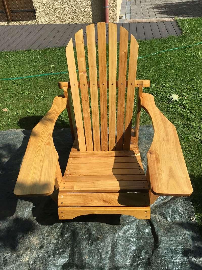 Adirondack, réalisation de 3 fauteuils de jardin - Page 2 Img_2115