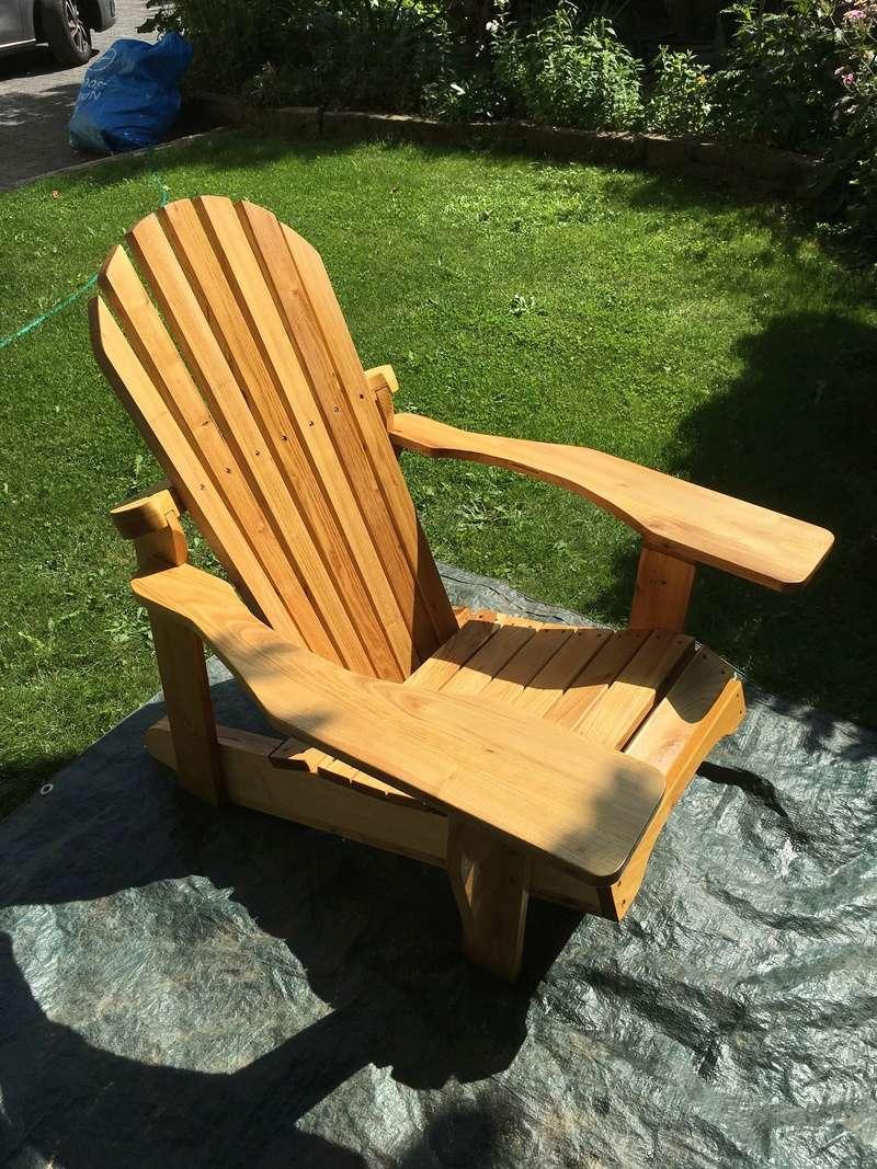 Adirondack, réalisation de 3 fauteuils de jardin - Page 2 Img_2116