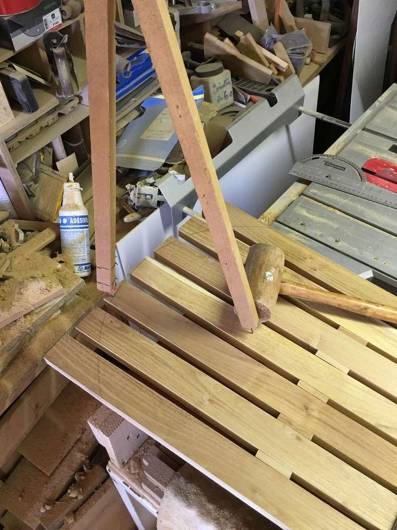 Adirondack, réalisation de 3 fauteuils de jardin - Page 3 Img_2121
