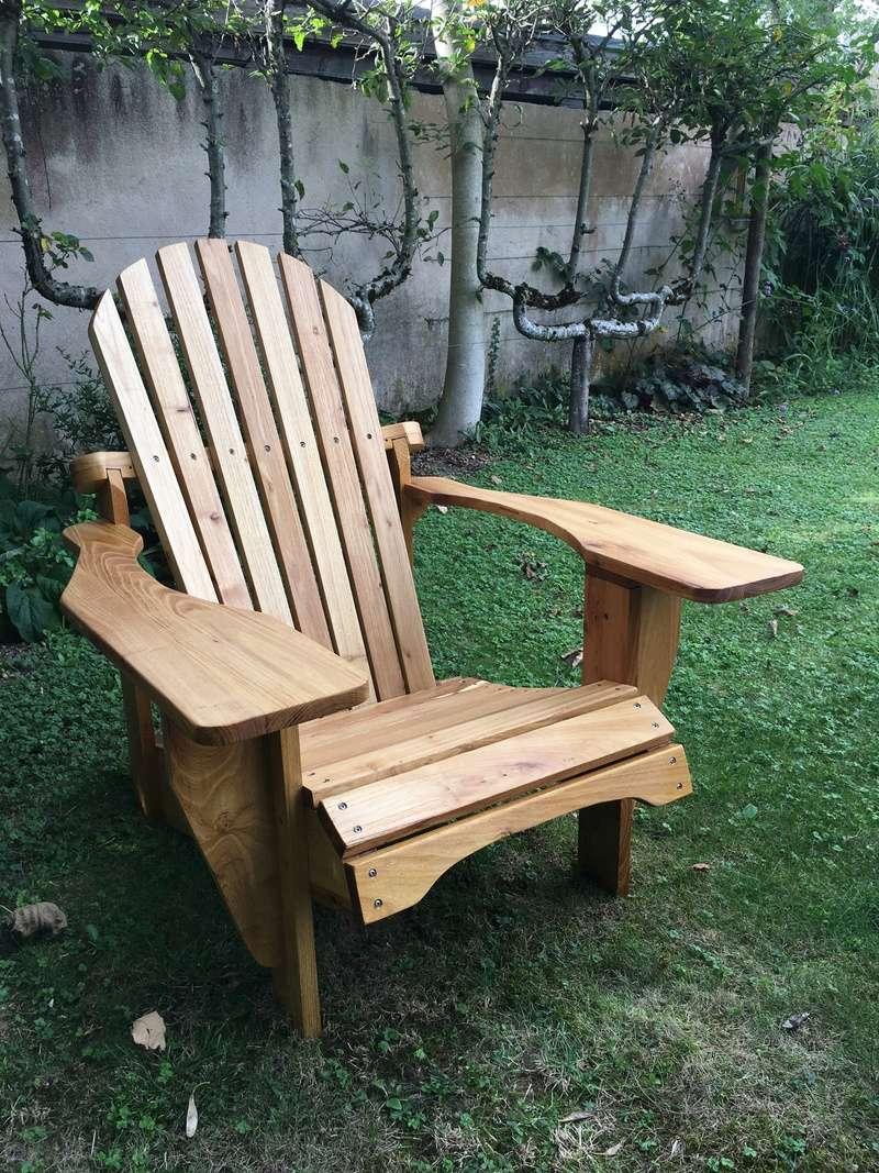 Adirondack, réalisation de 3 fauteuils de jardin - Page 3 Img_2130