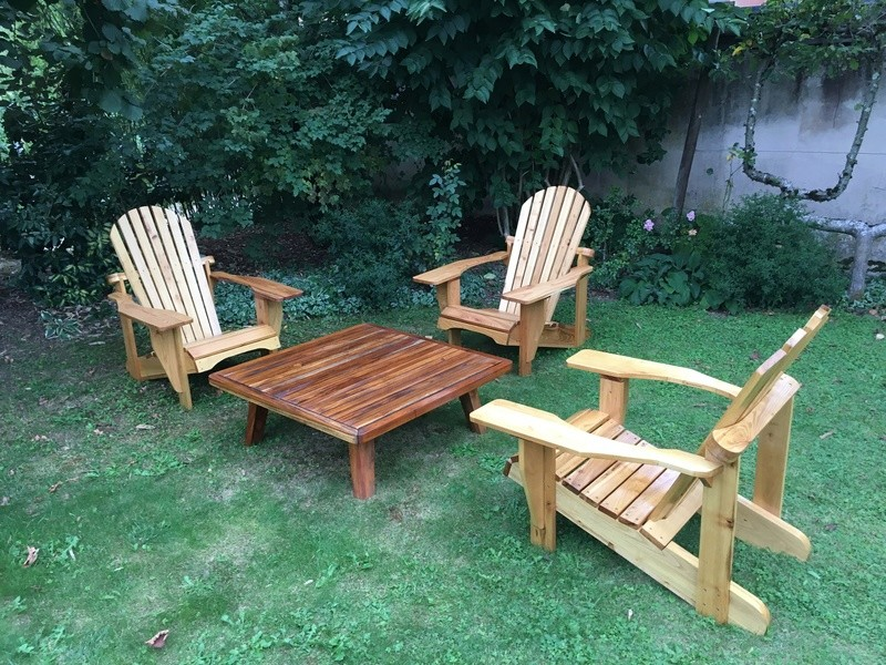 Adirondack, réalisation de 3 fauteuils de jardin - Page 3 Img_2133
