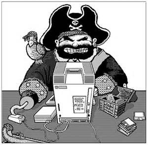 Piratage informatique, un mal généralisé. Pirate10