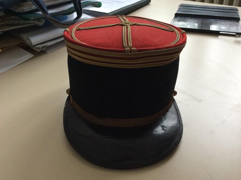 képi capitaine infanterie -ALPINS-SEPTEMBRE3 Img_3622