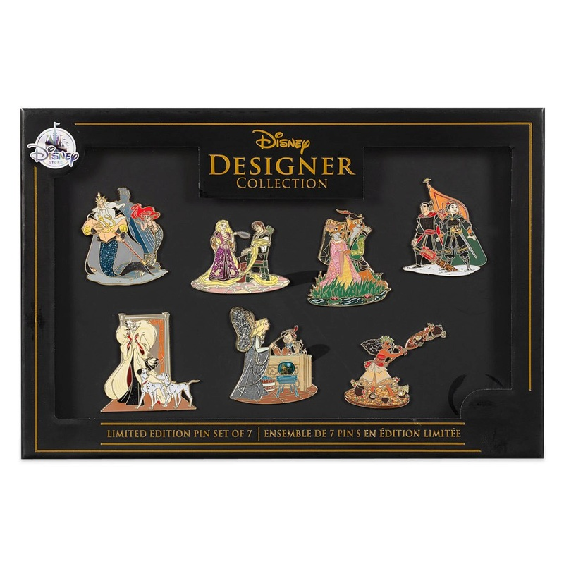 Disney Fairytale/Folktale/Pixar Designer Collection (depuis 2013) - Page 3 Dekoto10