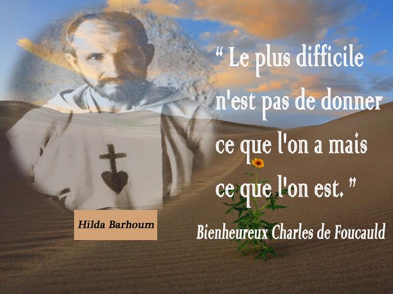 [PRIERE] Prier avec le Frère Charles De Foucauld - Page 2 11951310