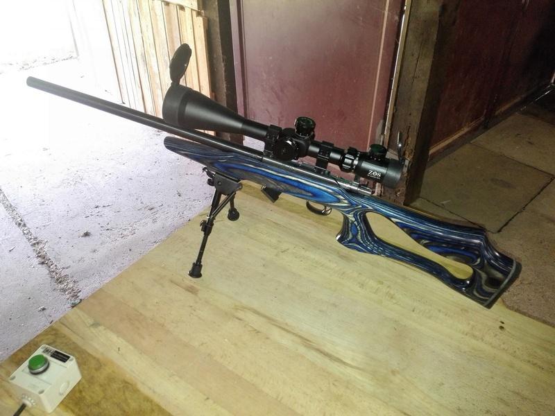 ZOS 10-40x50 Rifle Scope Réticule Lumineux Portée - Page 4 Cz45510