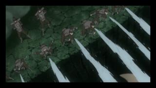 Capacité personnage - Raiga Kurosuki Suidan10