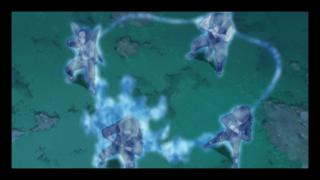 Capacité - Moine Ninja Transf11
