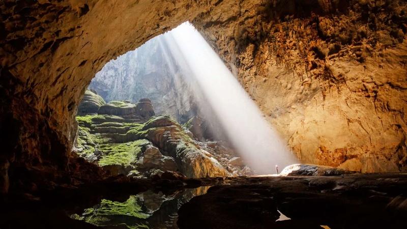 Découvrez les plus incroyables grottes du monde. 313