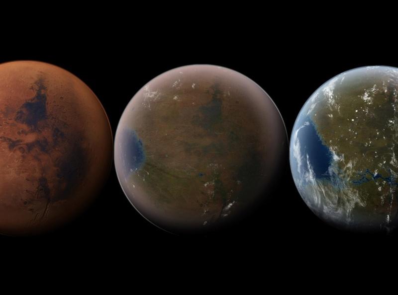 Le projet fou de la NASA  Mars-h10
