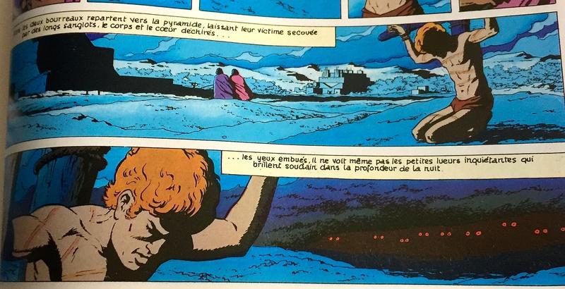 Alix Senator 6 : La Montagne des Morts Alix10