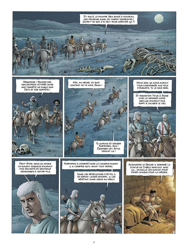 Alix Senator 6 : La Montagne des Morts - Page 3 Alix_110