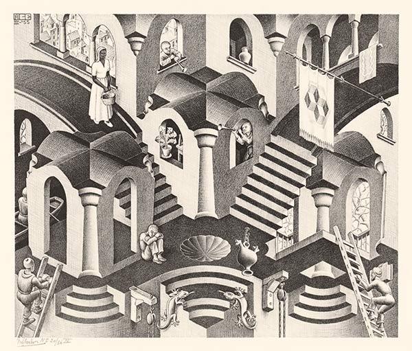 Thorgal - Page 6 Escher11