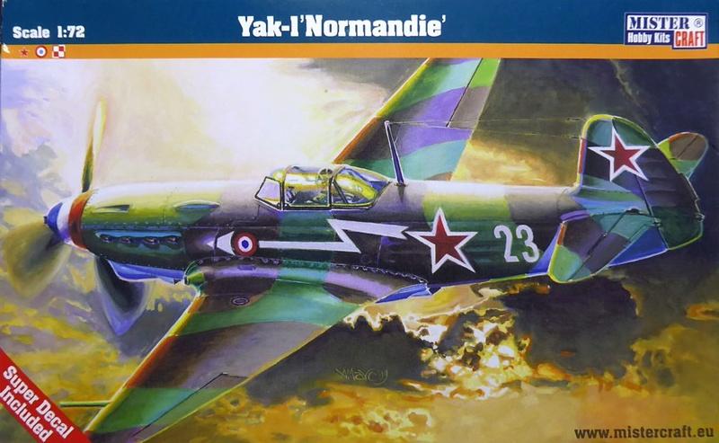 Ceux du Normandie Yak1n-10