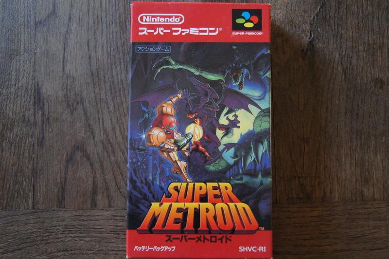 [ESTIM] Super Famicom console et jeux Dsc09512