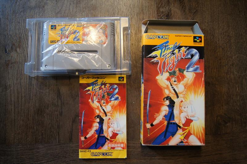 [ESTIM] Super Famicom console et jeux Dsc09517